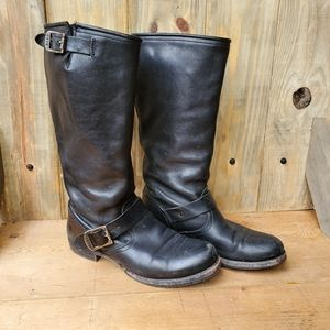 Womens Frye Veronica Boots